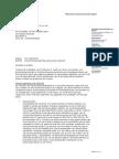 Kamerbrief Met Reactie Op Rapporten Over Concurrentiepositie EU Pluimveesector