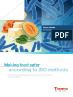 Iso Food Safety Brochure