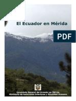 El Ecuador en Merida