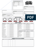 EotE Character Sheet