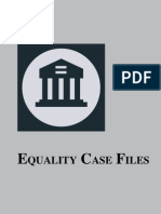 Petitioners' Request Regarding Divided Argument in SCOTUS Marriage Cases