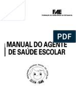 21115 Manual Do Agente de Saude Escolar