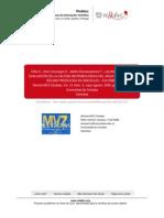 Evaluación de La Calidad Microbiológica Del Agua Envasada en Bolsas Producida en Sincelejo - Colombi