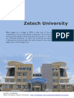 Zetech University - The Newest University in Kenya