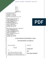 Debra Milke lawsuit