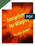 Evangelismo Por Milagros
