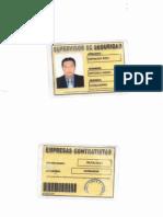 Carnet Supervisor Espinoza