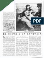poeta y fantasía
