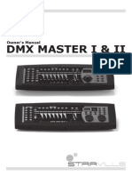 Dmx Master Instructions