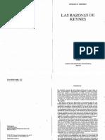MINSKY Hyman - Las Razones de Keynes