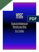 WISC III