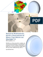 Manual de MineSight 7.0. - M&I Consultores