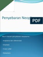 Penyebaran Neoplasma 2003
