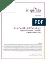 'Lean' on Digital Pathology