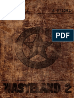 Wasteland 2 Ranger Field Manual Digital