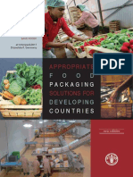 """Appropriate Food Packaging Solutions for Developing Countries"""""""