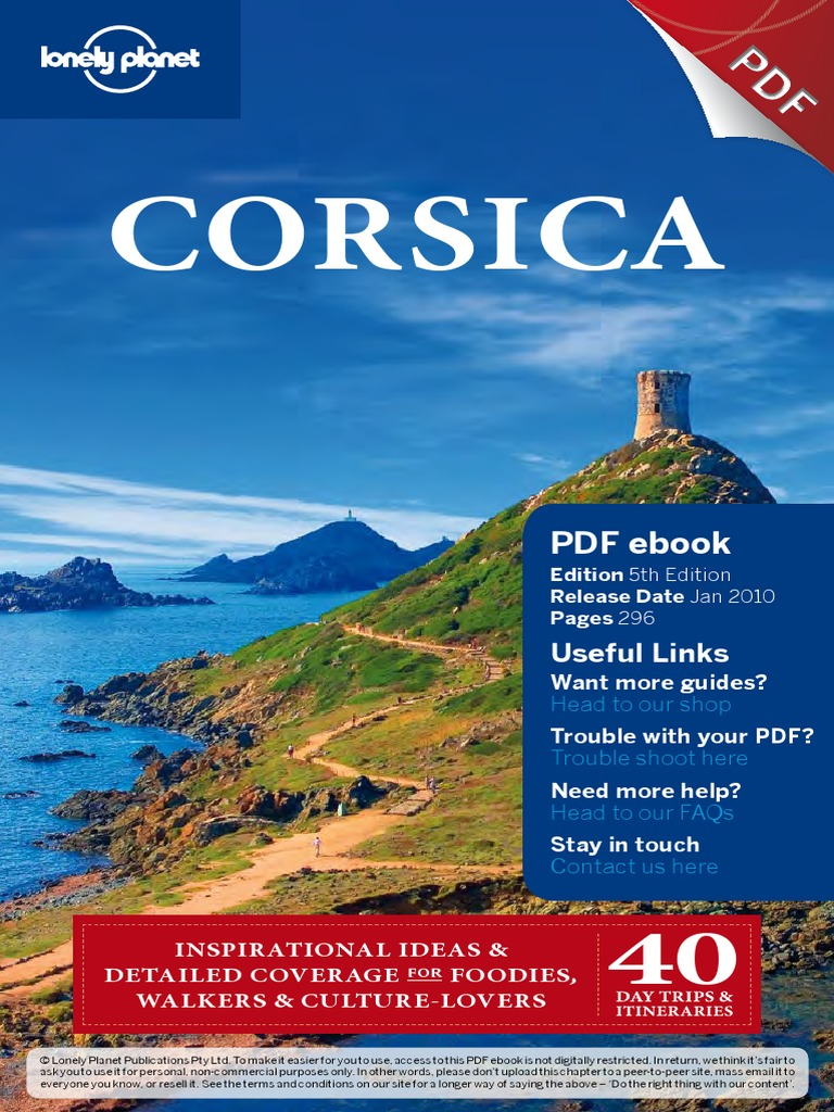 Corsica 5 full pdf ebook foods leisure fandeluxe Gallery