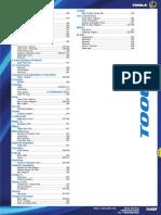 ferramentas catálogo EDMO