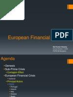European Financial Crisis-2013