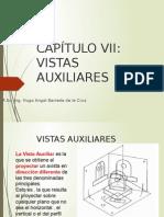 CAP. VI-VII Vistas Auxiliares, Cortes y Secciones UCSM