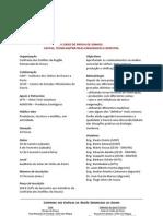 I CPV - Info e Programa