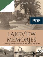 Lakeview Memories