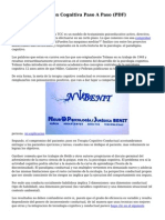 La Reestructuracion Cognitiva Paso A Paso (PDF)