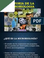 1 Historia de La Microbiolo