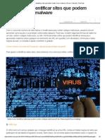 Saiba Como Identificar Sites Que Podem Conter Vírus e Malware _ Dicas e Tutoriais _ TechTudo