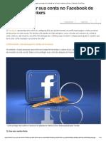 Como Proteger Sua Conta No Facebook de Curiosos e Hackers _ Dicas e Tutoriais _ TechTudo