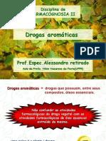 Drogas Aromaticas