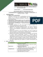 Convocatoria Coordinadores de Innovacion y Soporte Tecnologico