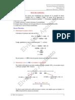 Maximos y Minimos Aplicacion(2015-I)