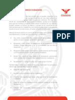 Carta de Compromiso Ciudadano
