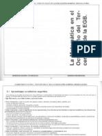 Fascículo 33 -  Diseño Curricular de MATEMÁTICA en el octavo y noveno  año de la EGB3 - 3 PARTE_ DGE Provincia de Mendoza