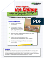STEM Maker Education - Space Colony