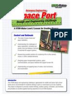 STEM Maker Education - Space Port