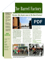 The Barrel Factory Newsletter March 17, 2015