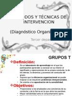 Metodos y Técnicas de Intervencion (Dx)