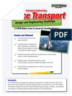 STEM Maker Education - Space Transport