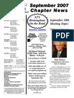 2007-09 September