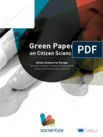 GreenPaperonCitizenScience.pdf