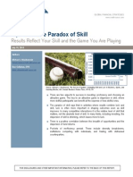 Mauboussin -Alpha and the Paradox of Skill