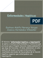 Enfermedades Hepaticas
