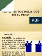 HISTORIA DE LOS PARTIDOS POLITICOS.