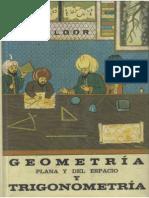 Geometria y Trigonometria - Baldor