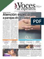 Voces de Esperanza 15 de Marzo de 2015