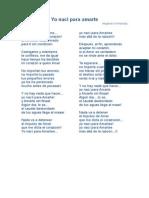 Alejandro Fernández - Yo Nací Para Amarte