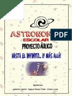 Proyecto Hasta El Infinito y Más Allá