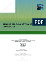 Analisis Del Ciclo de Vida Del Oleoducto